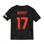 Manchester United Cup Third Shirt 2019 - 20 - Kids with Arnot 17 printing