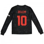 Manchester United Cup Third Shirt 2019 - 20 - Kids - Long Sleeve with Zelem 10 printing