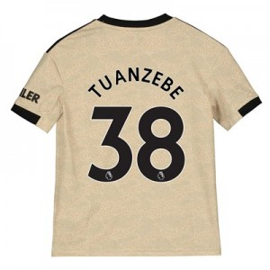 Manchester United Away Shirt 2019 - 20 - Kids with Tuanzebe 38 printing