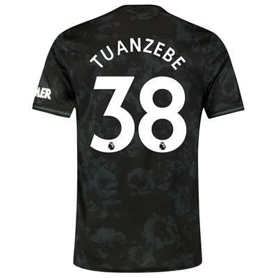 Manchester United Third Shirt 2019 - 20 with Tuanzebe 38 printing