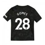 Manchester United Third Shirt 2019 - 20 - Kids with Gomes 28 printing