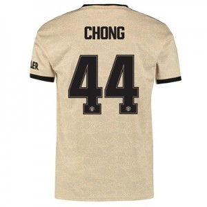Manchester United Cup Away Shirt 2019 - 20 with Chong 44 printing