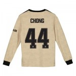 Manchester United Cup Away Shirt 2019 - 20 - Kids - Long Sleeve with Chong 44 printing