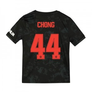 Manchester United Cup Third Shirt 2019 - 20 - Kids with Chong 44 printing