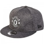 Manchester United New Era 9FIFTY Shadow Tech Snapback Cap - Grey - Adult