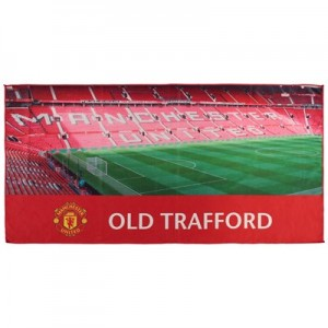 Manchester United Stadium Towel