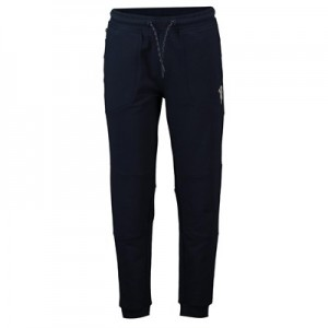 Manchester United Panelled Joggers - Navy- Mens