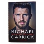 Manchester United Michael Carrick: Between the Lines - Book