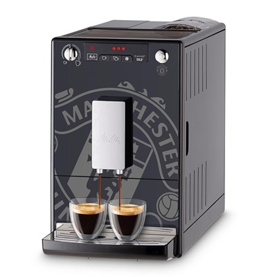 Manchester United Melitta Solo Bean to Cup Coffee Machine