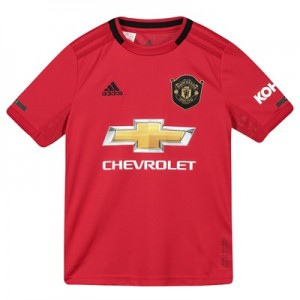 Manchester United Home Shirt 2019 - 20 - Kids