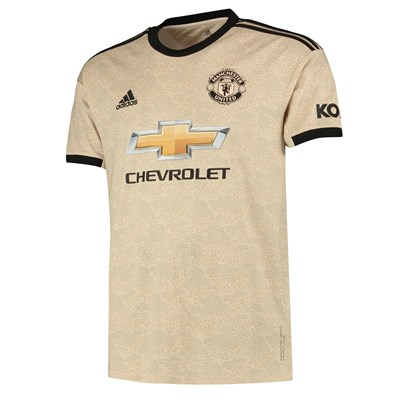 Manchester United Away Shirt 2019 - 20