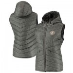 Manchester United Padded Gillet - Womens