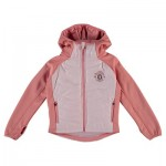 Manchester United Quilted Jacket - Pink - Girls