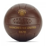 Manchester United Heritage Football - Size 1 - in Presentation Box