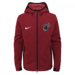 Miami Heat Miami Heat Nike Thermaflex Showtime Jacket - Youth
