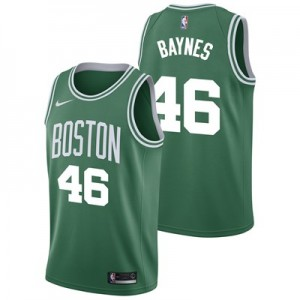 Nike Boston Celtics Nike Icon Swingman Jersey - Aron Baynes - Mens Boston Celtics Nike Icon Swingman Jersey - Aron Baynes - Mens
