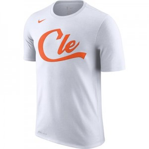Cleveland Cavaliers Nike City Edition Logo T-Shirt - Youth