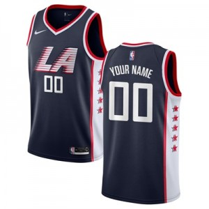 Nike LA Clippers Nike City Edition Swingman Jersey - Custom - Youth LA Clippers Nike City Edition Swingman Jersey - Custom - Youth