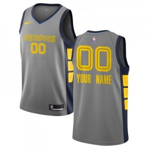 Nike Memphis Grizzlies Nike City Edition Swingman Jersey - Custom - Youth Memphis Grizzlies Nike City Edition Swingman Jersey - Custom - Youth