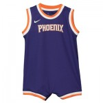 Nike Phoenix Suns Nike Icon Replica Onesie Jersey - Custom - Infant Phoenix Suns Nike Icon Replica Onesie Jersey - Custom - Infant