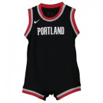 Nike Portland Trail Blazers Nike Icon Replica Onesie Jersey - Custom - Infant Portland Trail Blazers Nike Icon Replica Onesie Jersey - Custom - Infant