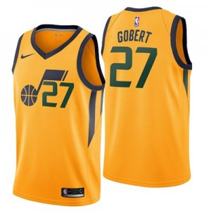 Nike Utah Jazz Nike Statement Swingman Jersey - Rudy Gobert - Mens Utah Jazz Nike Statement Swingman Jersey - Rudy Gobert - Mens