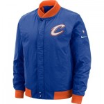 Cleveland Cavaliers Nike City Edition Courtside Jacket - Mens
