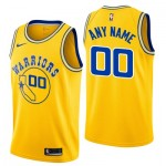 Nike Golden State Warriors Nike Hardwood Classics Edition Swingman Jersey - Custom - Mens 2019 Golden State Warriors Nike Hardwood Classics Edition Swingman Jersey - Custom - Mens 2019