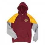 Cleveland Cavaliers Trading Block Hoodie By Mitchell & Ness - Mens