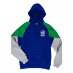 Minnesota Timberwolves Trading Block Hoodie By Mitchell & Ness - Mens