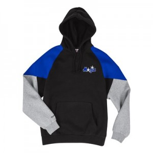 Orlando Magic Trading Block Hoodie By Mitchell & Ness - Mens