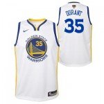 Nike Golden State Warriors Nike Association Swingman Jersey - Finals Patch - Kevin Durant - Youth Golden State Warriors Nike Association Swingman Jersey - Finals Patch - Kevin Durant - Youth