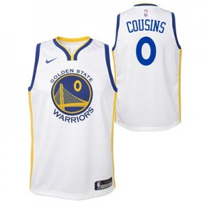 Nike Golden State Warriors Nike Association Swingman Jersey - DeMarcus Cousins - Youth Golden State Warriors Nike Association Swingman Jersey - DeMarcus Cousins - Youth