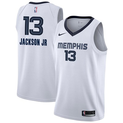 Nike Memphis Grizzlies Nike Association Swingman Jersey - Jaren Jackson Jr - Mens Memphis Grizzlies Nike Association Swingman Jersey - Jaren Jackson Jr - Mens