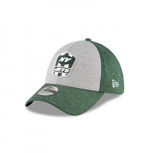 New York Jets New Era Official Sideline Road 39THIRTY Stretch Fit Cap