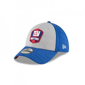 New York Giants New Era Official Sideline Road 39THIRTY Stretch Fit Cap