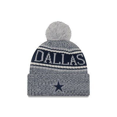 Dallas Cowboys New Era Official Cold Weather Reverse Team Colour Sport Knit