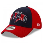Houston Texans New Era 2019 Official Home Sideline 1995-02 39THIRTY Stretch Fit Cap