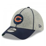Chicago Bears New Era 2019 Official Home Sideline 1920-25 39THIRTY Stretch Fit Cap