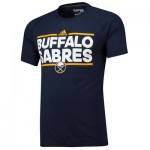 Buffalo Sabres adidas Authentic Ice Short Sleeve Climalite T-Shirt - Mens