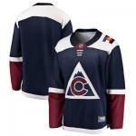 Colorado Avalanche Fanatics Branded Alternate Breakaway Jersey - Mens