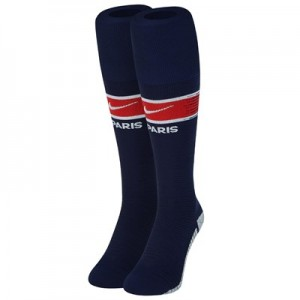 Paris Saint-Germain Home Stadium Socks 2018-19