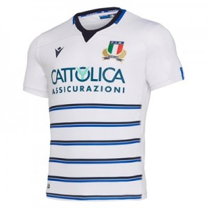 Italy Rugby Alternate Shirt