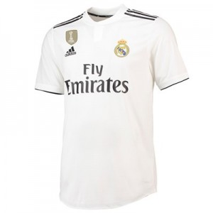 Real Madrid Home Authentic Shirt 2018-19