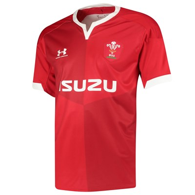 Welsh Rugby Replica Home Shirt